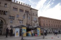 Taglio del Nastro in Piazza Garibaldi | 30 Oct